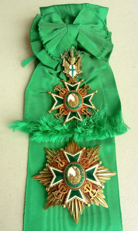 9d2cffcc3d9 The Military and Hospitaller Order of Saint Lazarus of Jerusalem. Grand  Cross